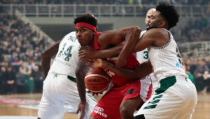 Stoiximan Euroleague Olympiakos Panathinaikos